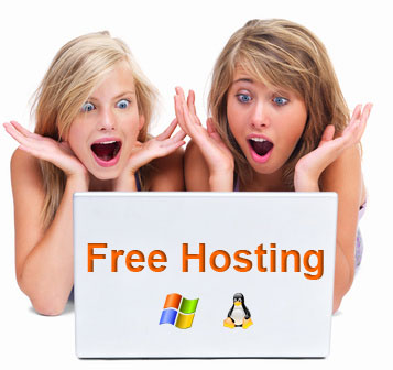 free hosting surprise girls