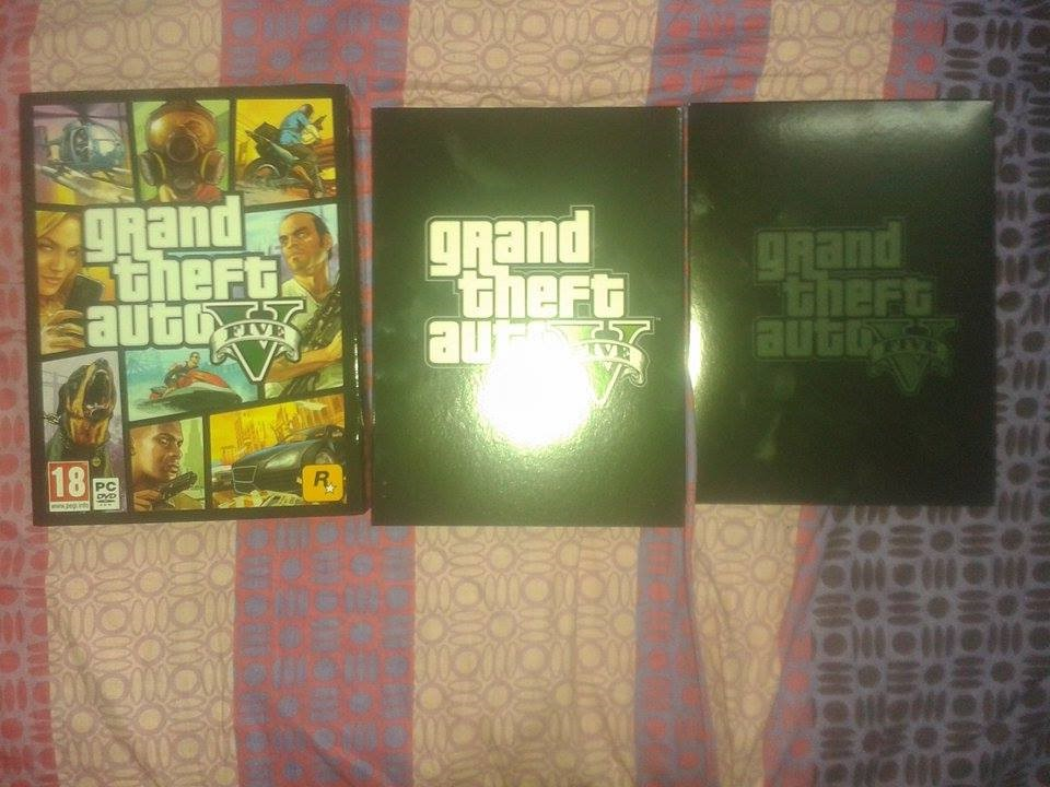 gta v pc ultimate unboxing india