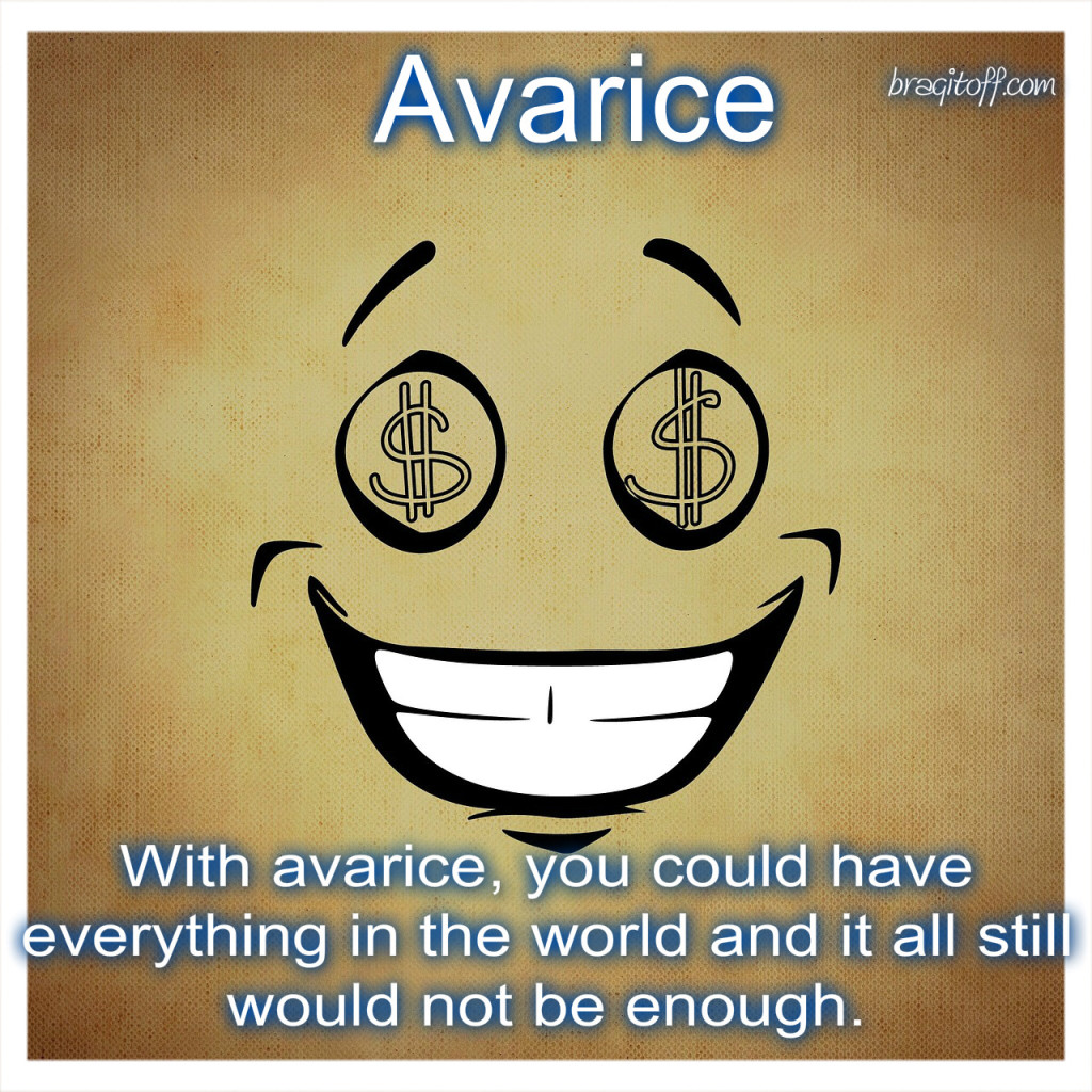 avarice powered injustice essay The theme of justice plays a major it isn't and for the most part, justice is not served many innocent characters, or mockingbirds, are subject to the injustice of the prejudice folks if you are the original writer of this essay and no longer wish to have the essay published on.