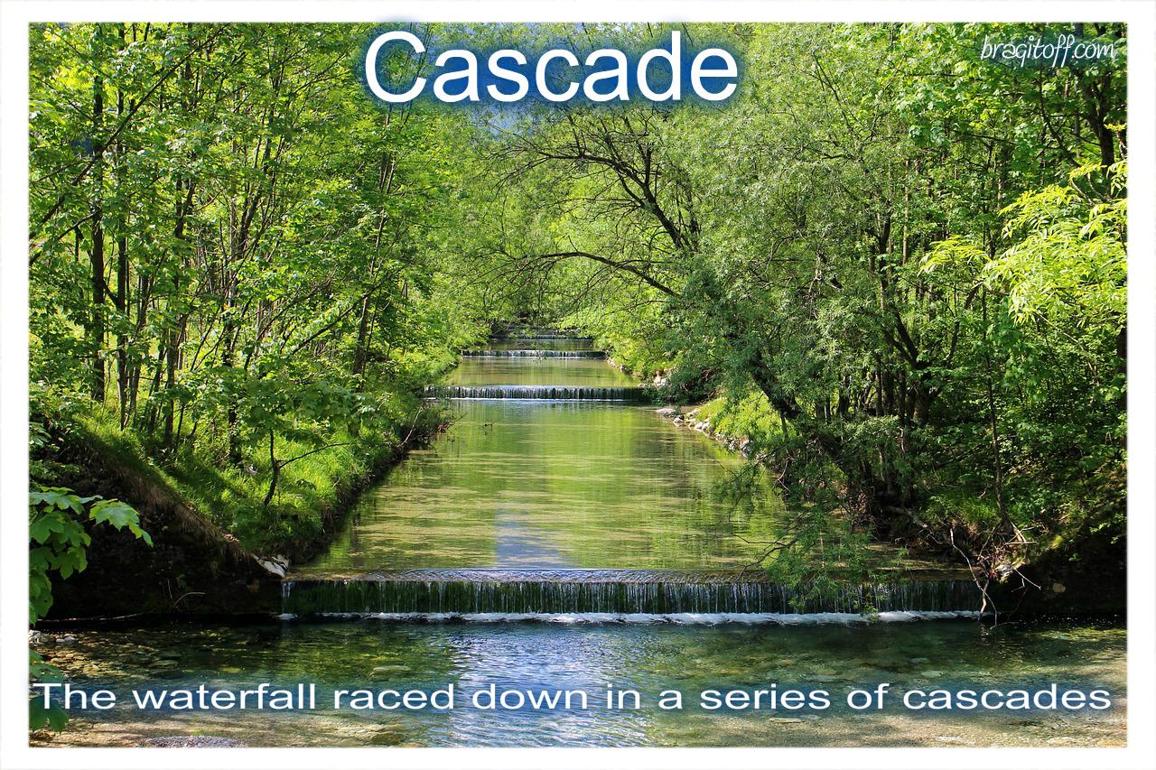 Cascade- Image and Sentence