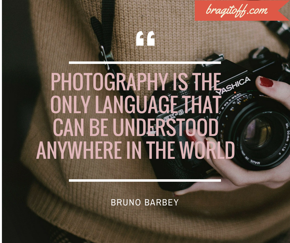 photography quote bruno barbey credits
