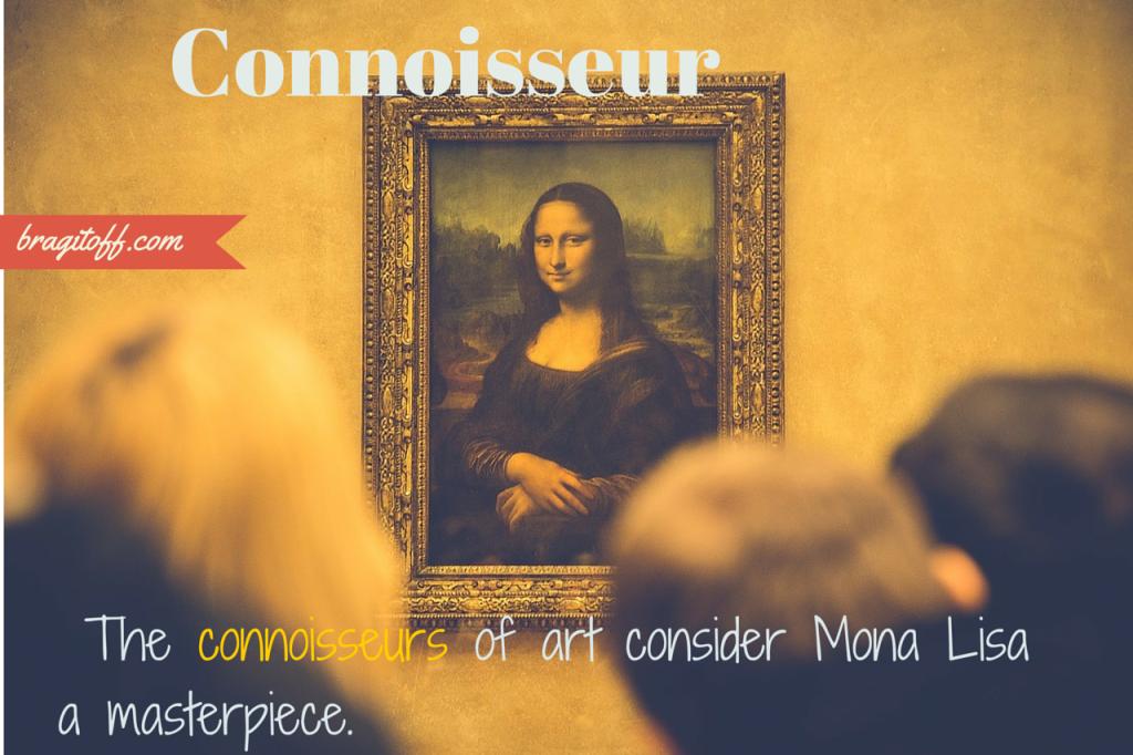 connoisseur definition