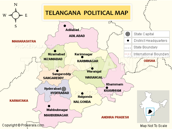 High resolution map of telangana hd bragitoff gumiabroncs Choice Image