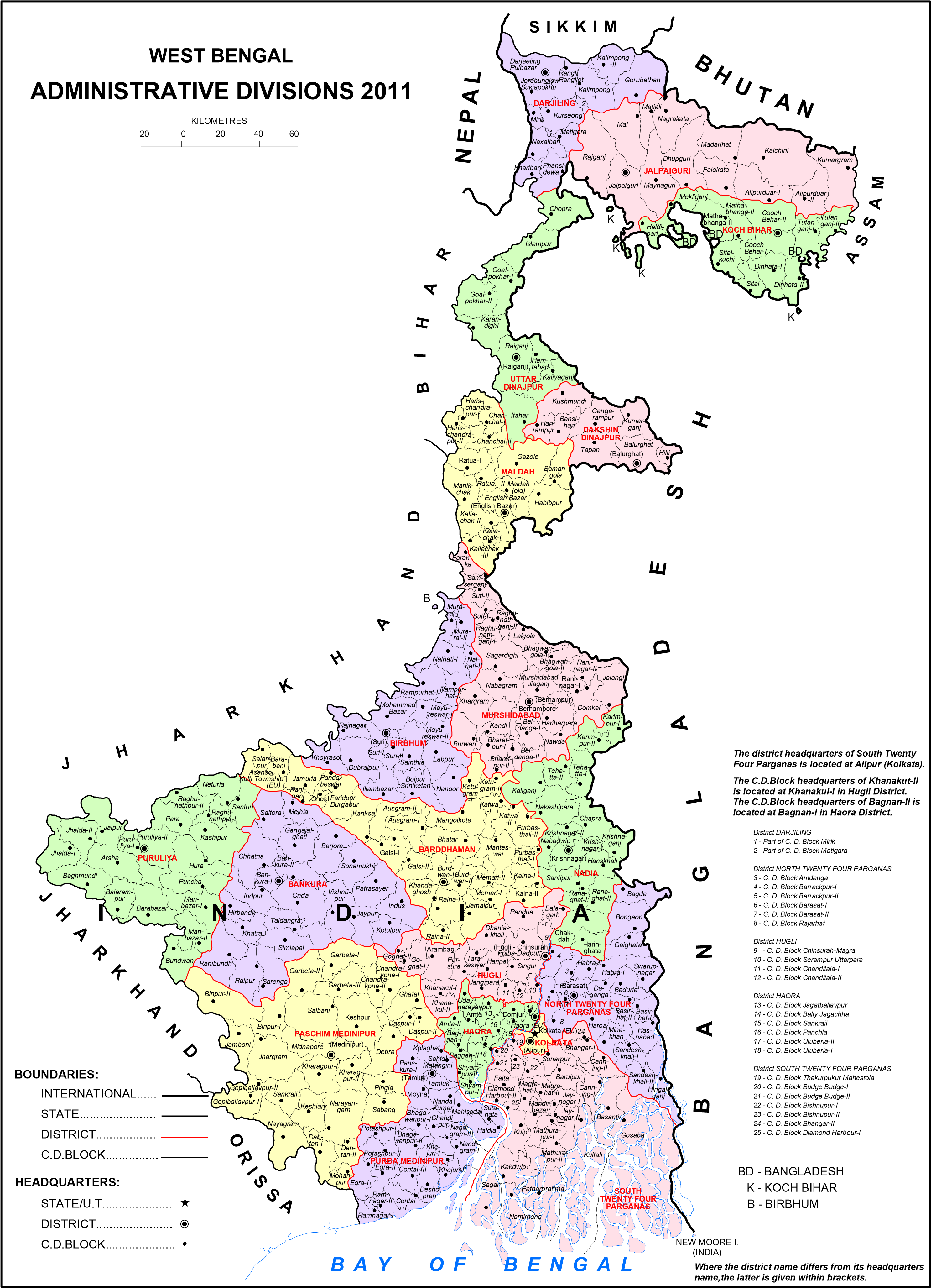 high resolution map of west bengal hd bragitoff