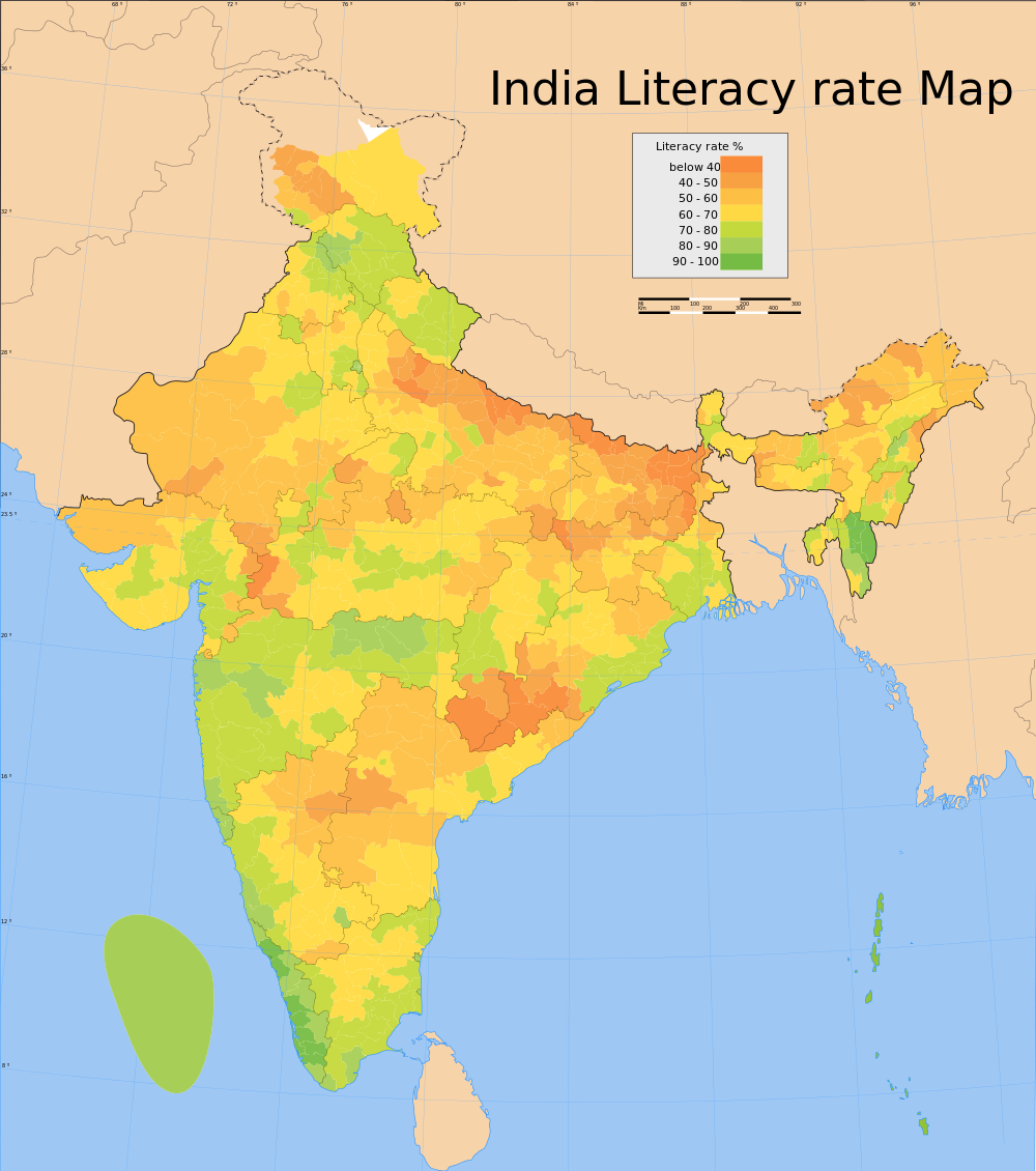 India-Literacy-Rate-Map
